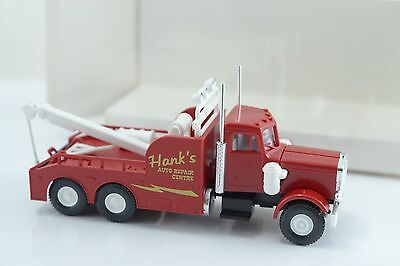 Wiking American Towing Truck Hank's Auto Repair Centre 1:87 HO Scale