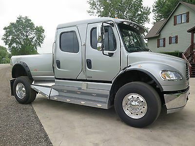 2010 Other Makes M-2 Sport Chassis 2010 Freightliner M-2 Sport Chassis Px2 49K Miles 330HP ISC Cummins Air Ride