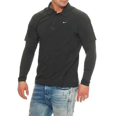 Nike Golf Dri-Fit Warm Motion Layer Herren Longsleeve Shirt Langarm Pullover