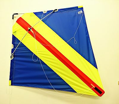 PETER POWELL Dual Line Stunt Kite MKIII COMBO Adults Kids Outdoor Sport Toy