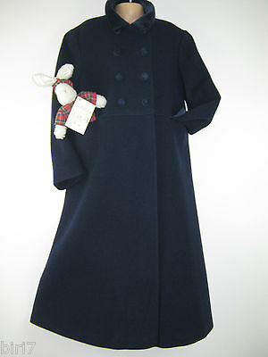 Laura Ashley Vintage Mother&child Label Victorian Style Winter Coat, 8-9 Years