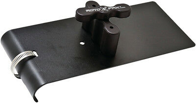 Rotopax UTV Fuel Container Steel Mounting Plate For Polaris RZR Black RX-RZR
