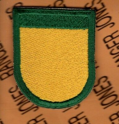 US Army 65th Military Police Company Airborne beret flash patch c/e