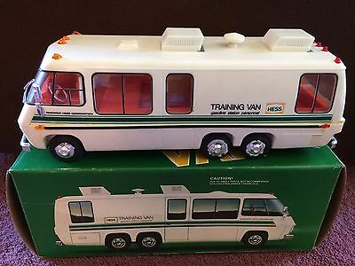 Hess Training Van 1978 Toy Truck With Box Great Condition!!