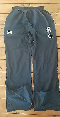 England Canterbury Rugby Tracksuit trousers