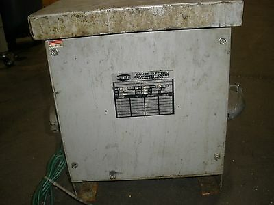 BEE 30KVA Electric Transformer 3PH 240/208V