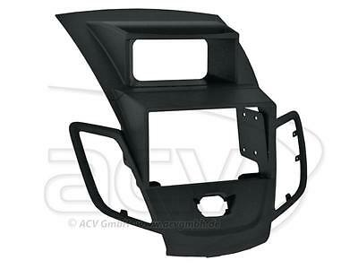 FORD FIESTA MK7, Car Radio Panel, Mounting Frame, Double DIN Radio Cover