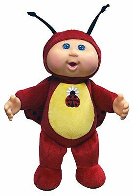 Wicked Cool Toys Domestic Cabbage Patch Kids 9in Ladybug Cutie Doll