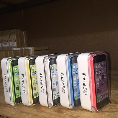 Apple iPhone 5c ~NEW~16GB - (Factory Unlocked) Smartphone- Choose a Color