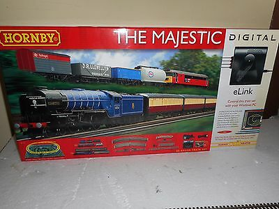Hornby Oo  Digital Electric Train  Set The Majestic
