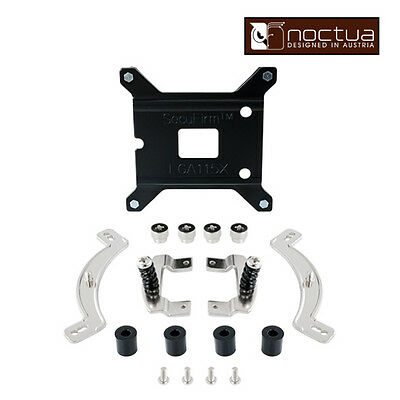 NEW  Noctua Nm-I115x Mounting Kit For Intel Lga1150, Lga1155 & Lga1156