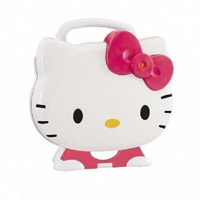 NEW*HELLO KITTY*Kitchen Appliance*ELECTRIC Grilled Cheese SANDWICH MAKER Grill