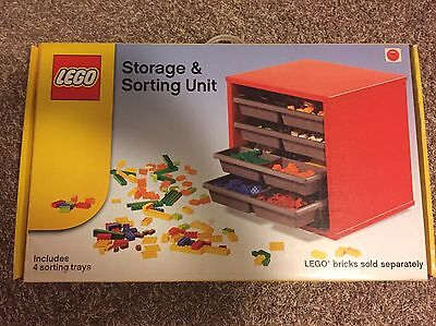 LEGO Storage And Sorting Unit