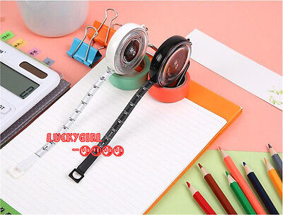 60 Inch/150cm Mini Measuring Tapes Soft Sewing Rulers Portable Measuring Tool