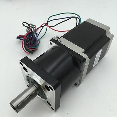 Gearbox Ratio 20:1 Nema23 Planetary Stepper Motor L76MM 36Nm Gear Speed Reducer
