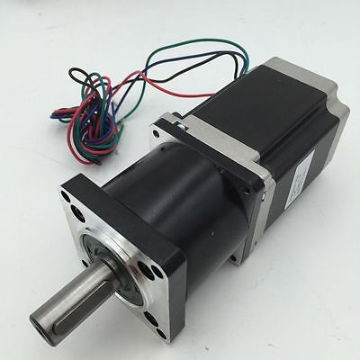 Planetary Geared Ratio 20:1 Speed Reducer & Nema23 Stepper Motor L76MM 36Nm Kit