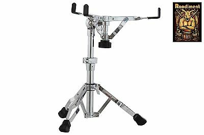 Roodiment Snare Drum Stand S-800 Double Braced - Australian Owned