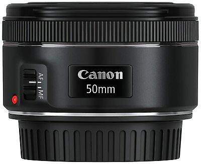 Canon EF 50mm F/1.8 II Lens, Brand New!!