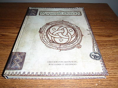 D&d Dungeons & Dragons Les Royaumes Oublies Rpg Book