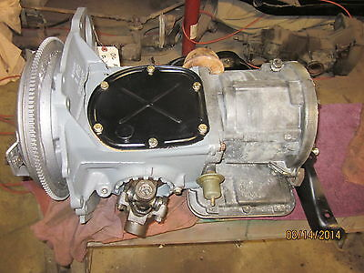 Corvair Monza Spyder 1961-1969 Rebuilt Powerglide Transmission