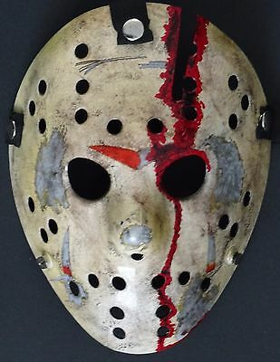 Replica Jason Mask – Friday the 13th: PART 5 A New Beginning (Nightmare Edition)