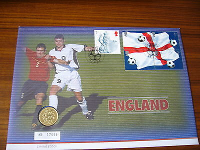 Royal Mint And Royal Mail.england.first Day Cover