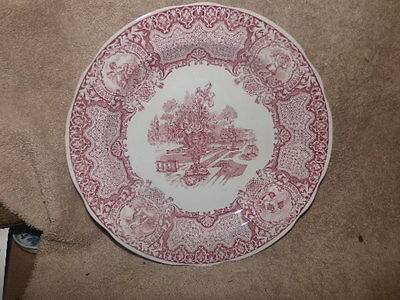 The Spode Archive Collection Victorian Series Seasons Collector Plate