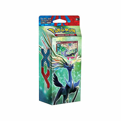 Pokemon Xy Resilient Life (Xerneas) Theme Deck Of 60 Cards