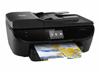 HP ENVY 7640 e-All-in-One Printer Scanner Copy Fax UI