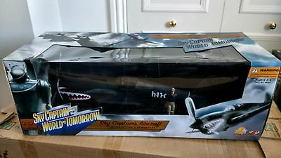 1:18 21st Century Curtis  P40 WarHawk Sky Captain and the World of Tomorrow