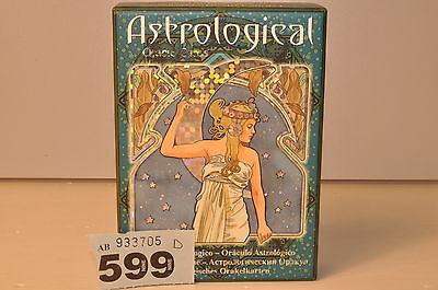D599 Lo Scarabeo Tarot - Astrological Oracle Cards