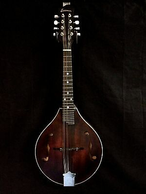 Eastman Solid Maple Spruce Acoustic A - Style Mandolin (LA305-MD305)