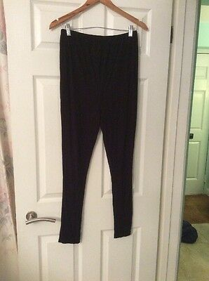 New Look Maternity Over Bump Leggings Size Large 16-18 - C431