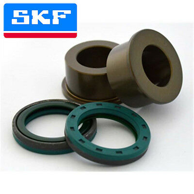 SKF Rear Wheel Seal Kit with Spacers For 2003-2015 Yamaha WR450F