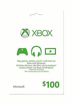 $100 Xbox Gift Card for $95!