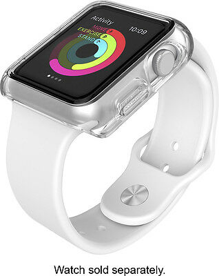 speck - CandyShell Fit Case for Apple Watch38mm - Clear