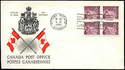 Canada 1966 Parliamentary Association Conference FDC First Day Cover #C38619