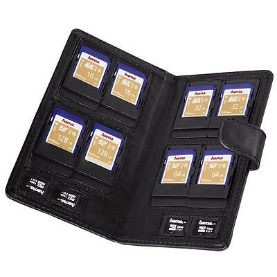 Hama Vegas Memory Card Case For Sd And Micro Sd Cards 95964