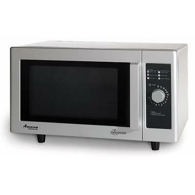 Amana Rms10D  1000W Commercial S/s Microwave Oven 1 Power Level New !!