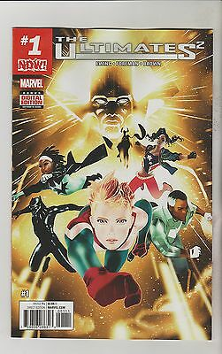 Marvel Comics Ultimates 2 #1 January 2017 1St Print Nm