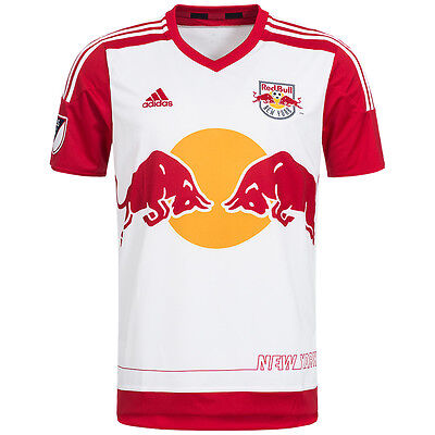 Red Bull New York adidas Heim Trikot Bulls Mayor League Soccer MLS AO1569 RB neu