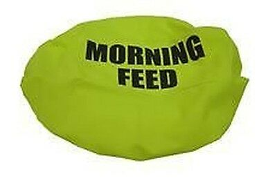 Bitz Morning Feed Bucket Cover Equine Horse Buckets & Tubs