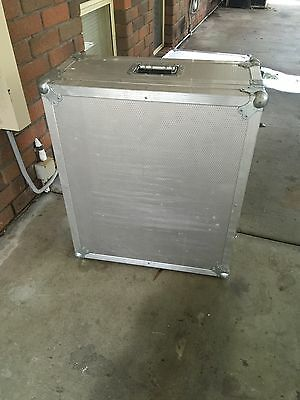 Very Heavy Alloy Skinned Travel Flight Case - Number 2