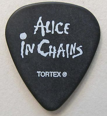 ALICE IN CHAINS Jerry Cantrell  2006 Tour Guitar Pick