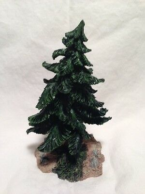 "Boyds Bearly-Built Villages A FOREST COLLECTION 5"" Evergreen Tree #19809"