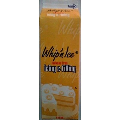 NEW Flavour Right Whip & Ice *1kg* Cake Decorating Cake Baker