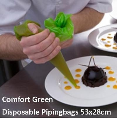NEW Disposable Piping Bags Comfort Green Cake Decorating Cake Baker