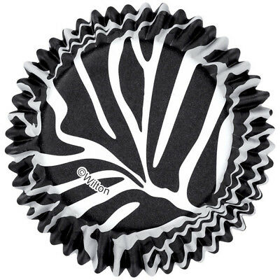 NEW Baking Cup Zebra ColorCups Cake Decorating Cake Baker