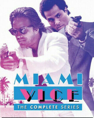 Miami Vice: The Complete Series [New DVD]