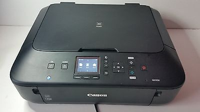 Canon PIXMA MG5550 All-in-One Inkjet Printer
